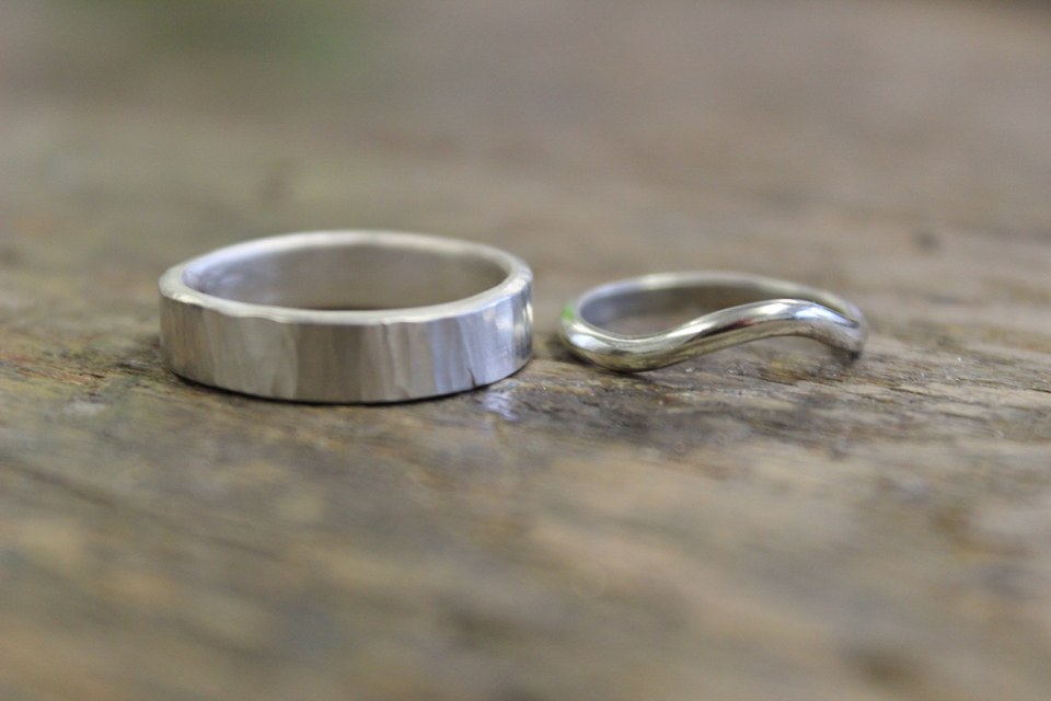 How to Make Your Own Wedding Rings with The Quarter Workshop (Get Inspired Supplier Spotlight )