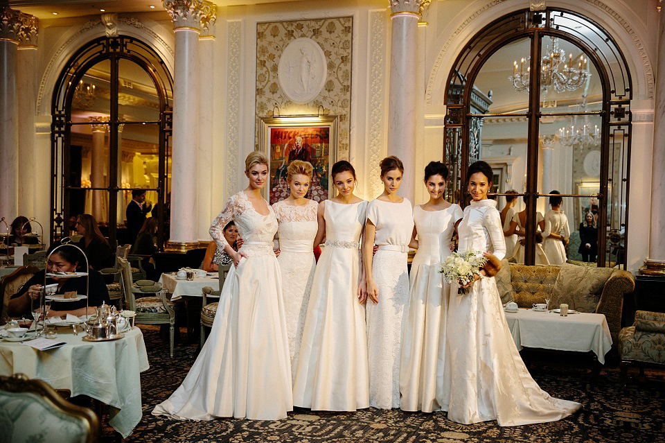 Chic, Elegant & Fabulous – Wedding Gowns By The Incomparable Stewart Parvin