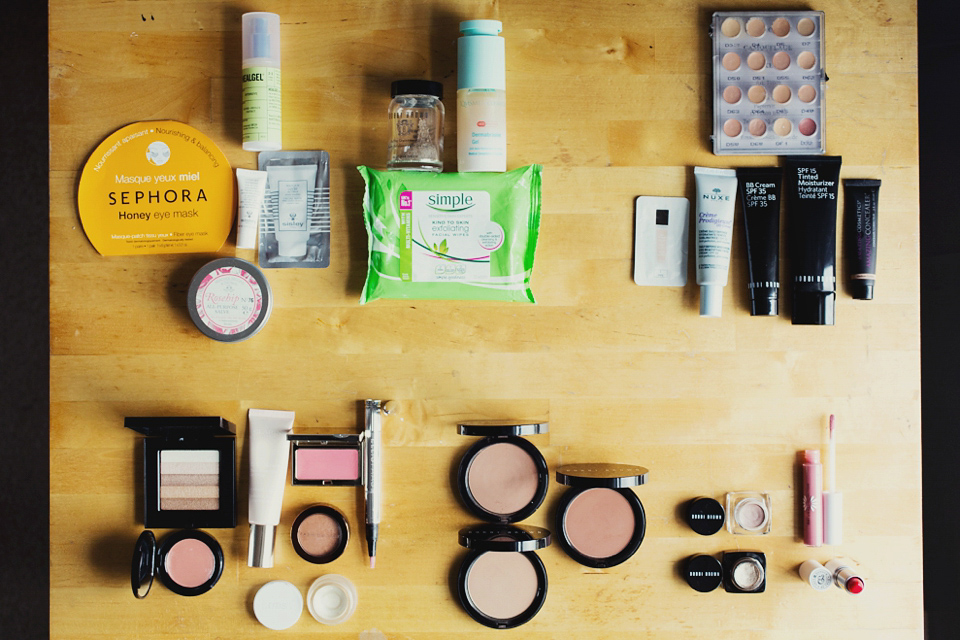 The top beauty products for getting your glow back for Spring. By Kylie McMichael, professional Makeup Artist.