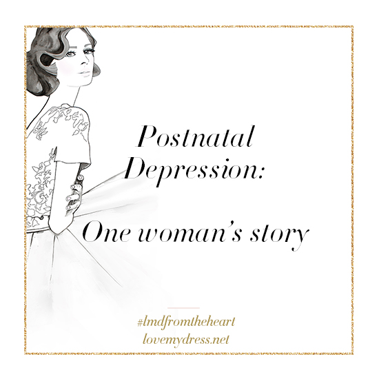 Postnatal depression: one woman's story.