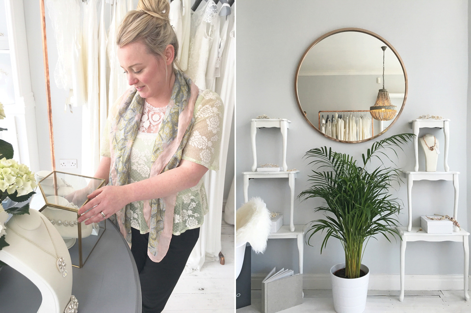 A New Home & A New Look For Yorkshire's Lovebird Bridal Boutique