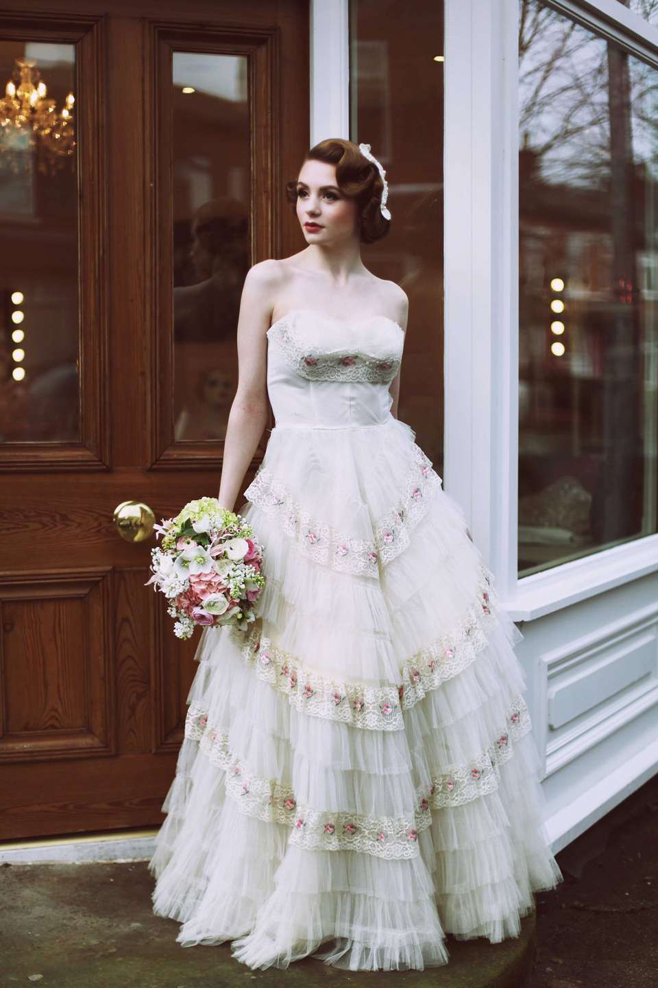 Elegant 1950s Fashion For The Modern Bride Love My Dress Uk