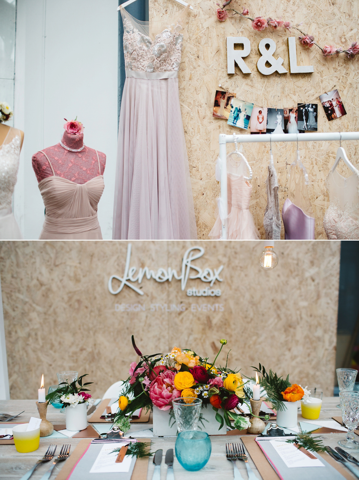 The Wedding Collective introduces 'The Bridal Market Late', 28th July 2016, Glasgow.