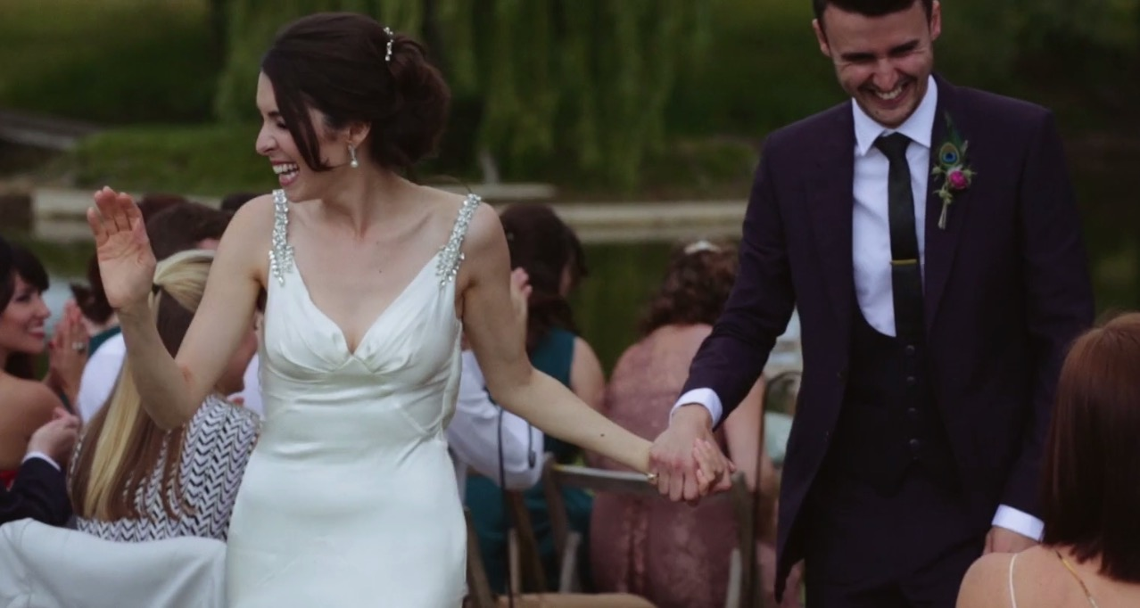 Real Wedding Film:  Lizzie and Liam
