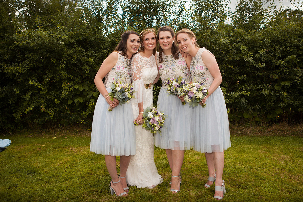 A Sally Lacock Gown for a Turkish, Mediterranean and Festival Inspired Wedding