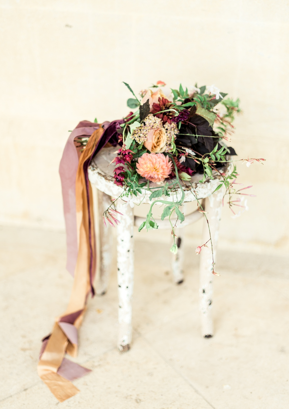 Romantic Fine Art Wedding Inspiration