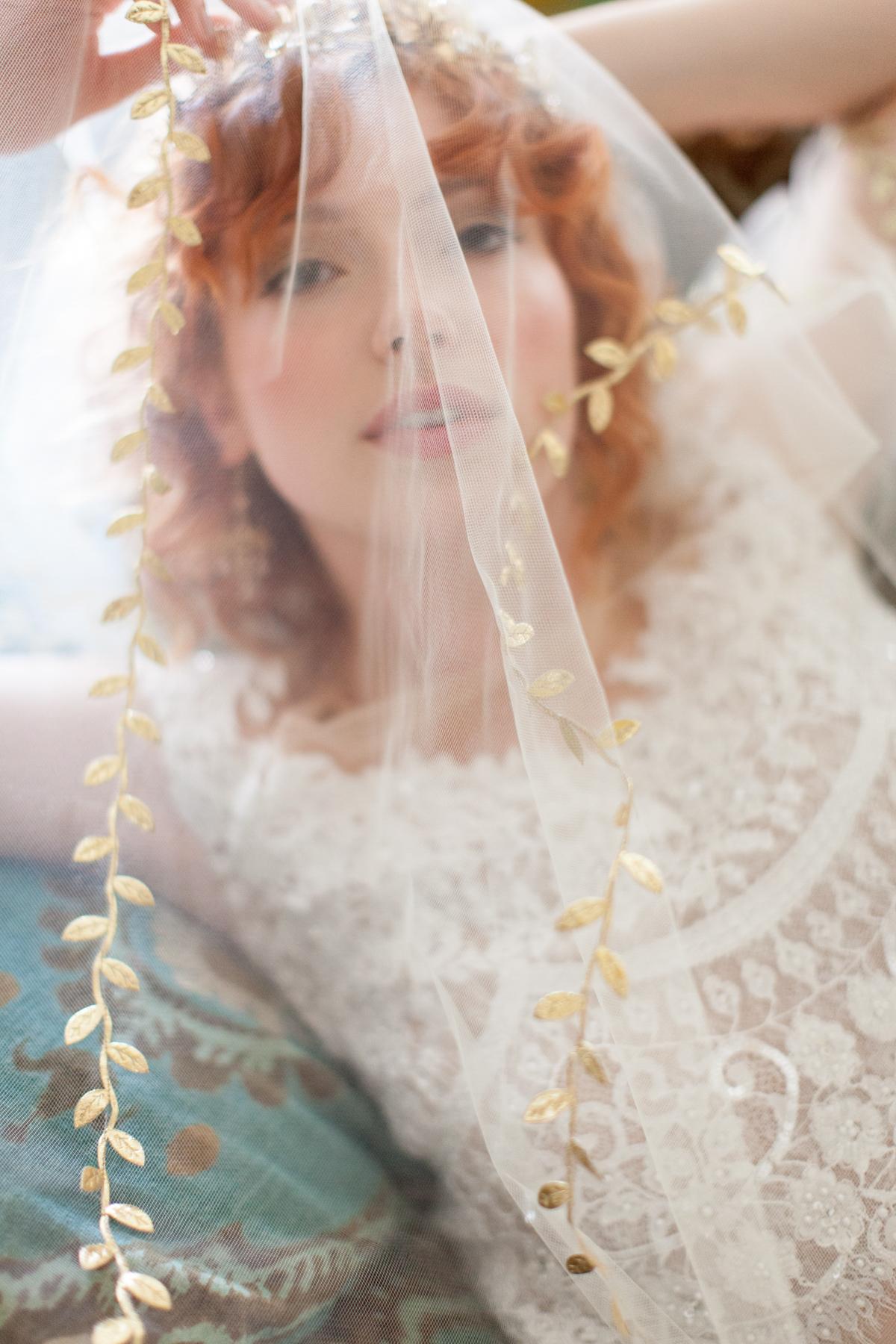 Opulent Bridal Glamour
