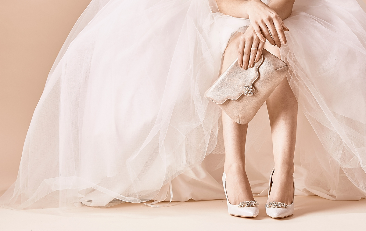 The Limited Edition Star Collection By Rachel Simpson – Elegant & Handmade Wedding Shoes