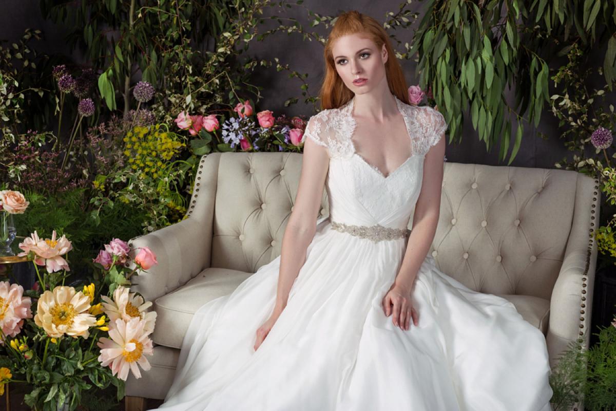 Eden by Naomi Neoh – The Elegant & Modern 2017 Bridal Collection ...