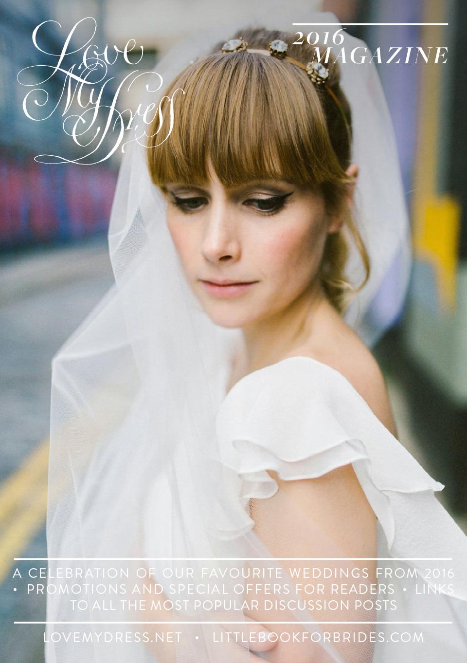 Love My Dress 2016 – The Magazine