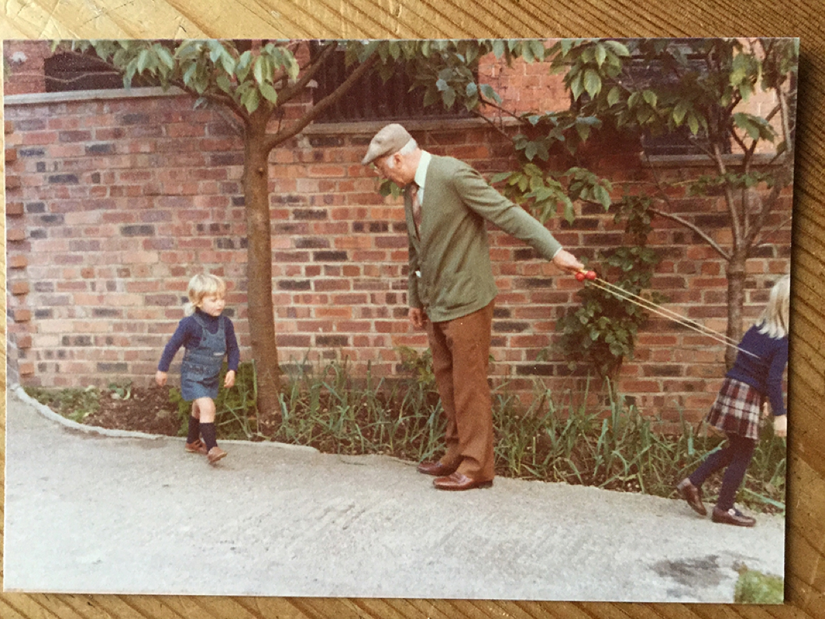 From The Heart: Grandpa (Let's Talk Personal, Life, Love )