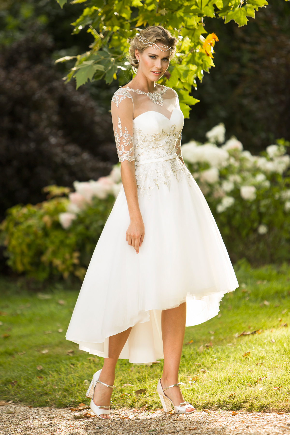 Vintage style clothes brighton  True Bride - Figure Flattering Wedding Dresses For Brides ...