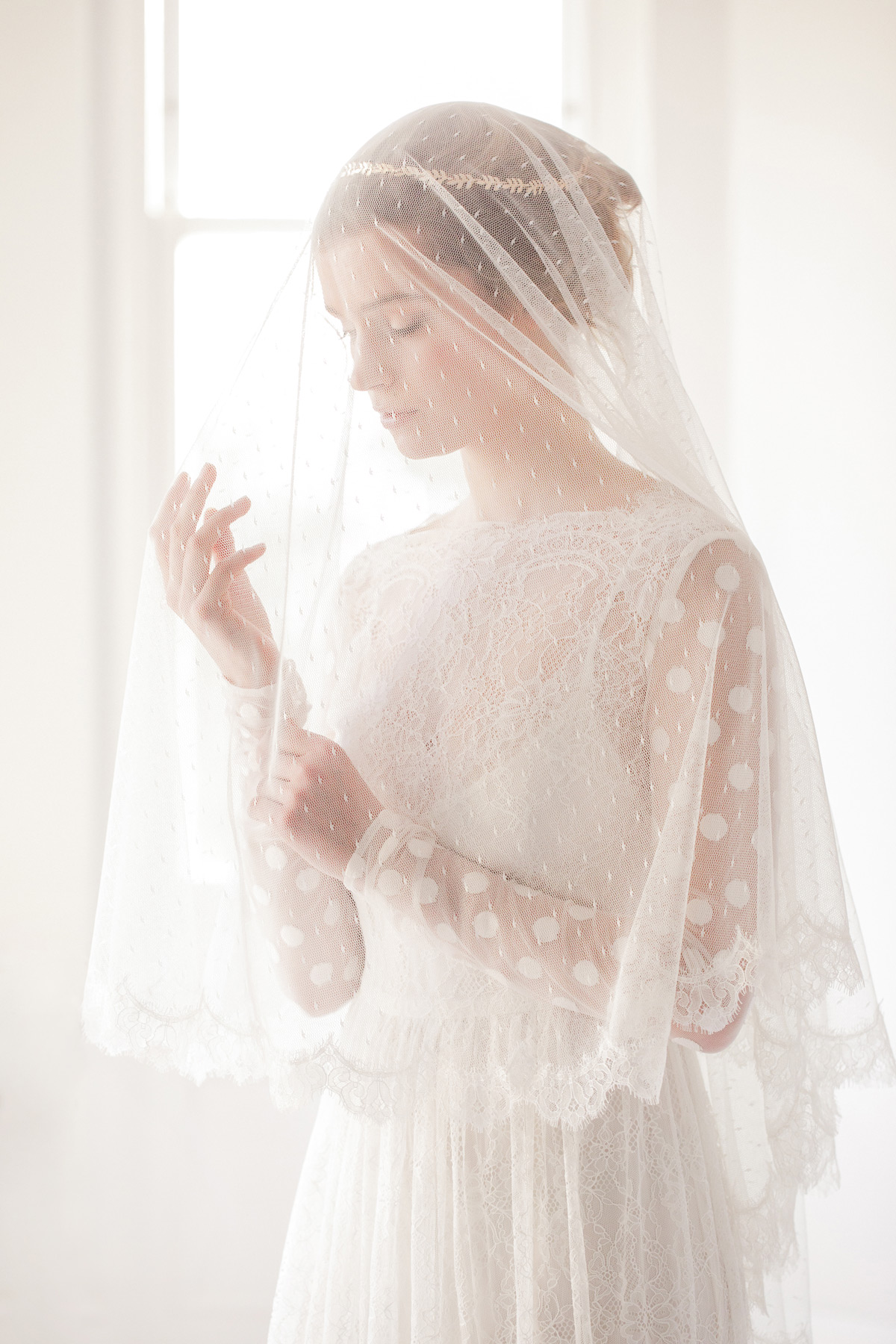 Romantic & Beautiful – The Veil Collection By Britten
