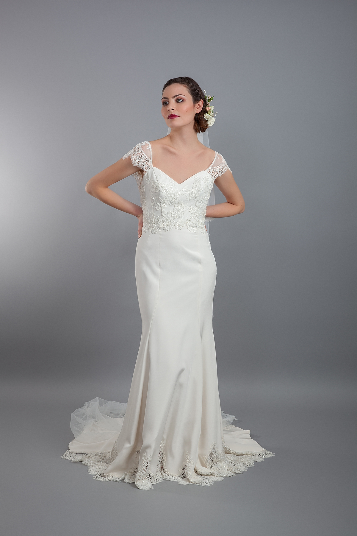 Introducing shanna melville bridal couture timeless elegant the harriet dress by shanna melville ombrellifo Images