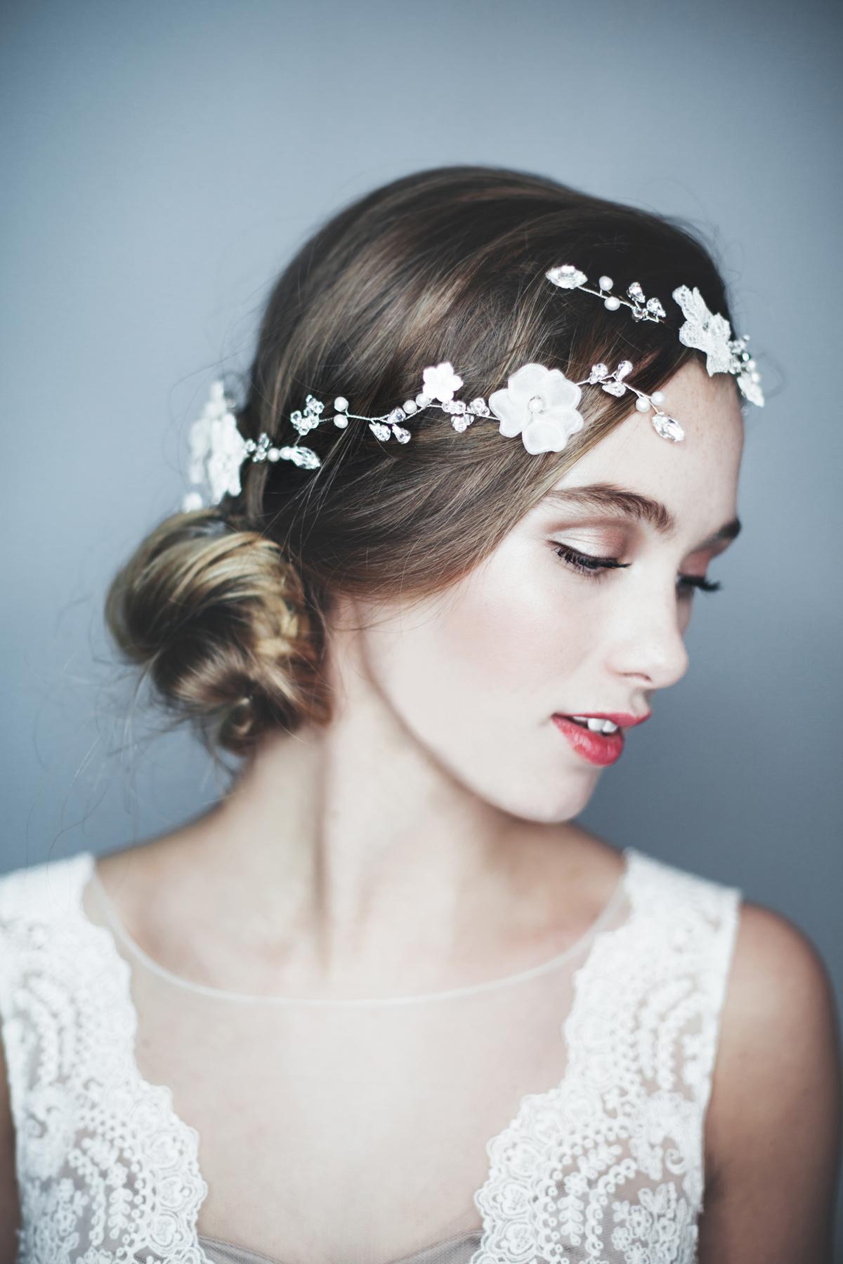 Rosie Willett Designs - 30% Saving on Exquisite Handmade Wedding Headpieces Jewellery (Bridal Fashion Get Inspired Supplier Spotlight )