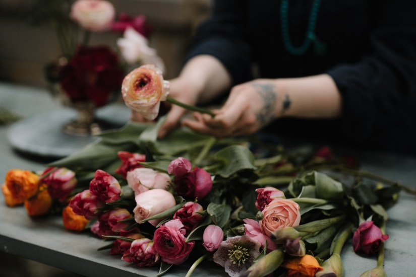Sublime Wedding Flowers by Jay Archer Floral Design (Get Inspired Supplier Spotlight )