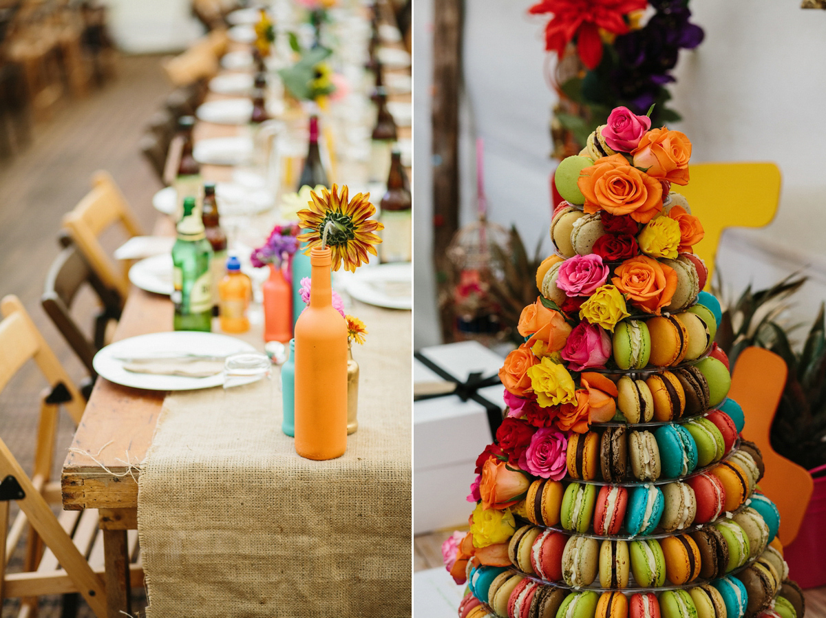 Rime Arodaky For a Colourful and Quirky Wedding (Weddings )