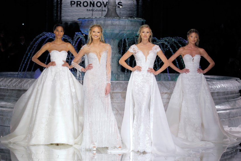 Atelier Pronovias - Introducing The 2018 Collection (Bridal Fashion Fashion & Beauty Get Inspired )