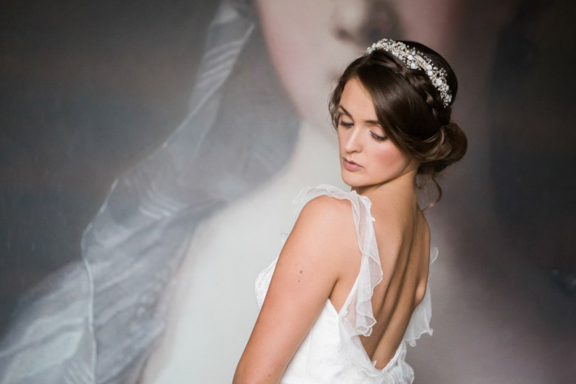 Elegant & Alluring – The Beautiful New 'Whispers of Love' Collection From Sarah Willard Couture (Bridal Fashion Get Inspired )