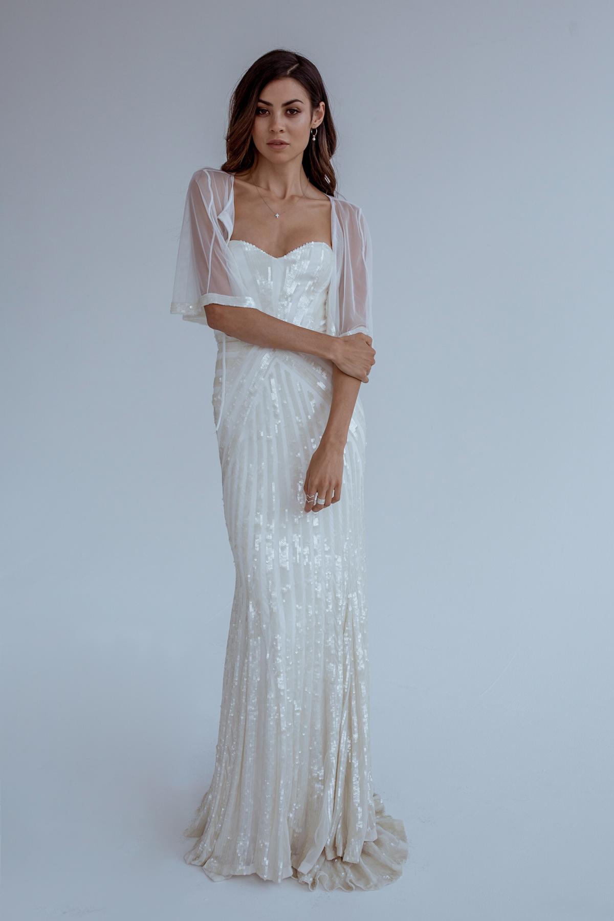 An Interview With Bridal Designer Karen Willis Holmes | Love My ...