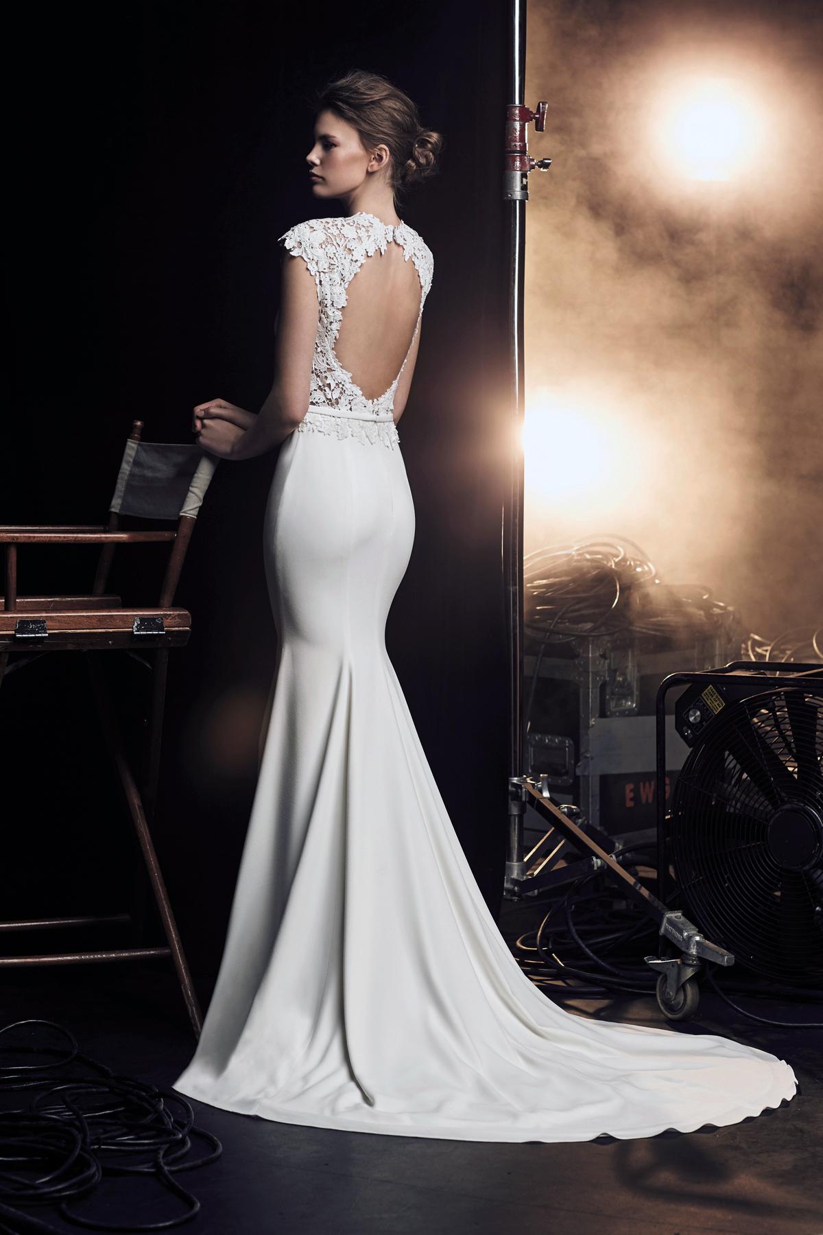 Olive Wedding Dresses