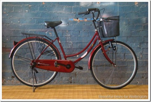 Beautiful bikes for wellington