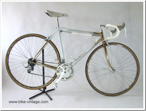 Krapf Vintage bike steel frame