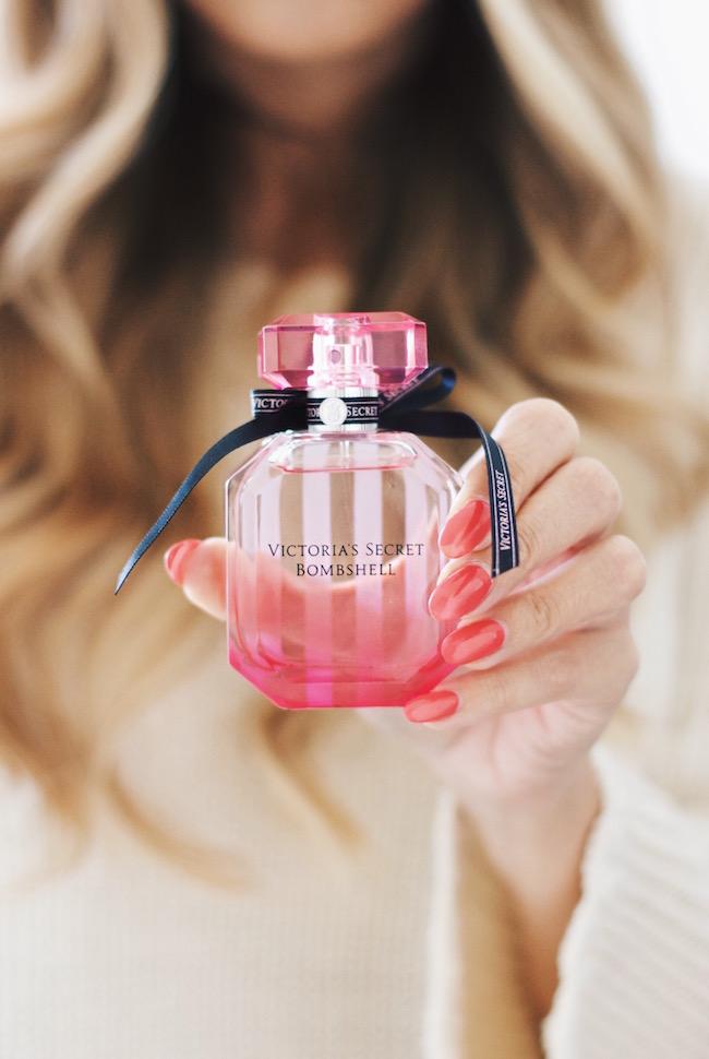 Victoria Secret Bombshell fragrance