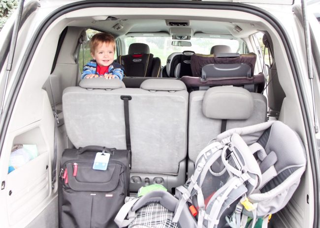 Tips for Fall Travel With Toddlers
