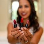 lipstick amuse bouche