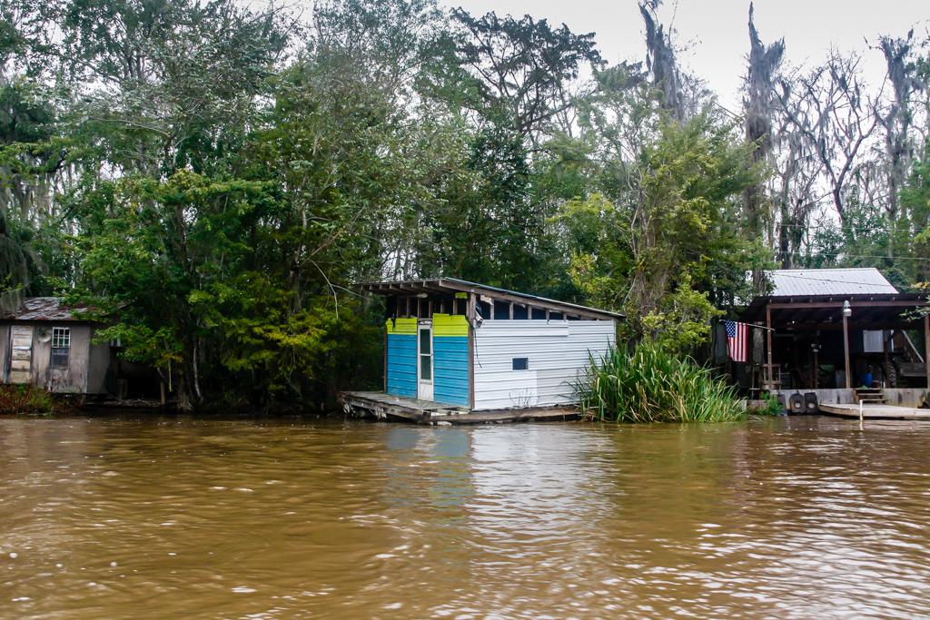 honey island swamp louisiana camps