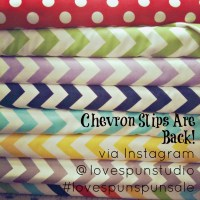 Chevron Slipcovers Are Back!