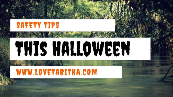 halloween safety tips for children and pets