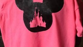 Mickey Castle t-shirt