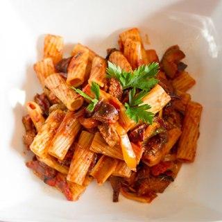 chilli_sausage_roasted_vegetables