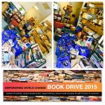 Empowering World Change Holds Book Drive for Us