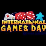 Congrats to the library on a great International Games Day!