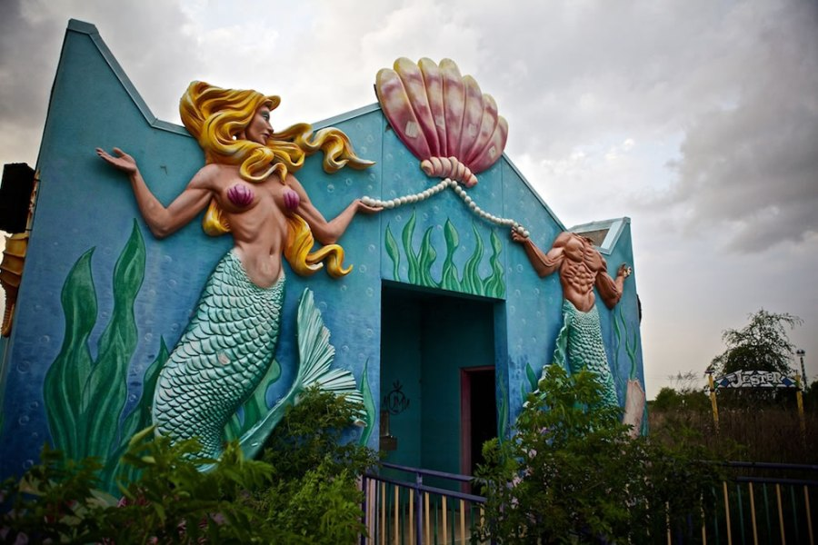 Under The Sea - Six Flags New Orleans