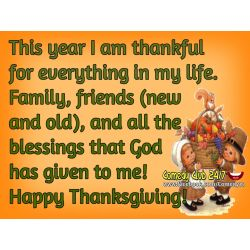 Enthralling Everything This Year I Am Thankful This Year I Am Thankful Images Happy Thanksgiving Friends Quotes Happy Thanksgiving Friendship Everything