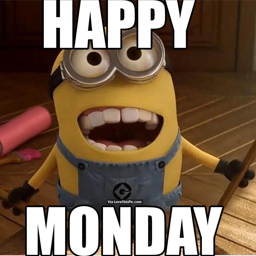 Fullsize Of Happy Monday Meme