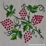 Traditionelle Handtuchstickereien aus Podlachien