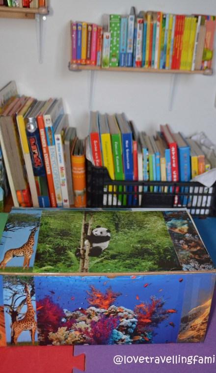 discovery box, travel theme
