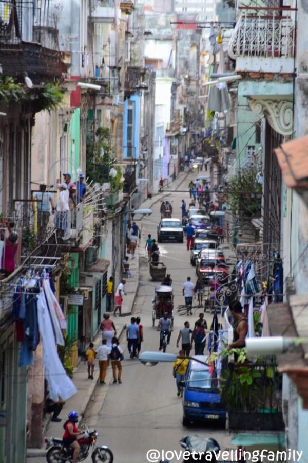 street Havana Cuba