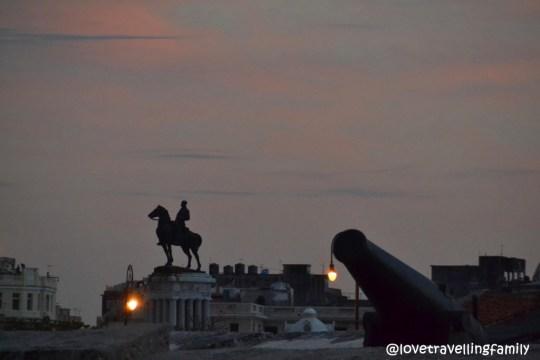 Statue of General M. Gómez, Havana