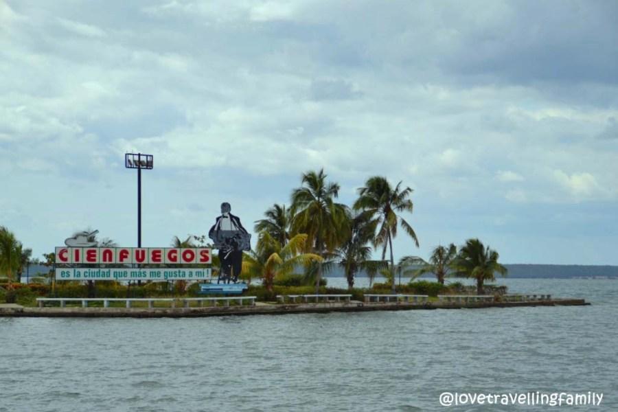 Cuba, The Malecón in Cienfuegos