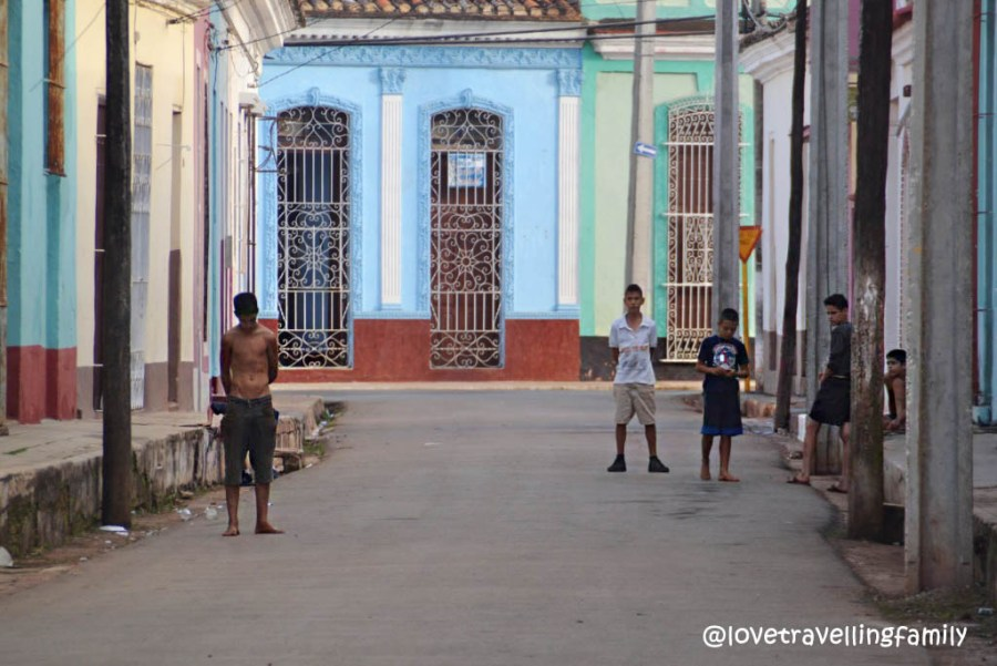 Boys, Remedios, Cuba