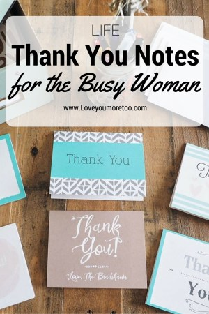 Pinterest love you more too north dallas blogger plano lifestyle blogger Thank you note etiquette Basic Invite
