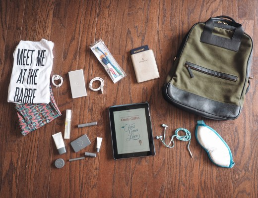 love you more too north dallas blogger plano lifestyle blogger travel blogger carry on essentials