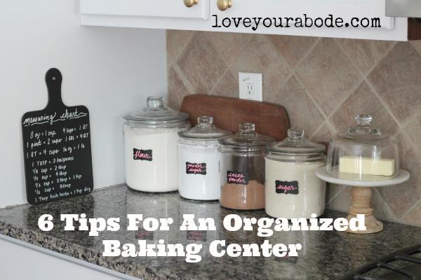 Baking Center 1