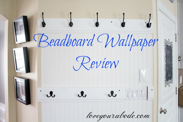 Beadboard Wallpaper Review Love Your Abode